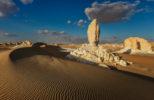 AFRICA – EGYPT – CHALKSTONE SCULPTURE