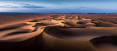 AFRICA – EGYPT – DESERT SAND WAVES