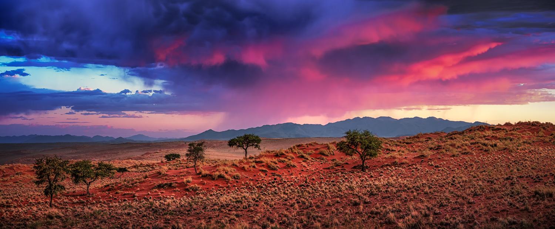 AFRICA - NAMIBIA - PINK