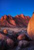 AFRICA – NAMIBIA – PONTOK MOUNTAIN