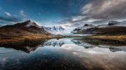 EUROPE – ICELAND – MIRROR LAKE