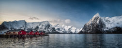 EUROPE – NORWAY – ICONIC LOFOTEN