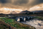 EUROPE – SCOTLAND – SLIGACHAN BRIDGE