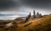 EUROPE – SCOTLAND – THE OLD MAN