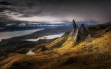 EUROPE – SCOTLAND – THE VIEW