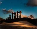 POLYNESIA – RAPA NUI – ANAKENA BEACH