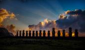 POLYNESIA – RAPA NUI – EXPLODING COLOURS