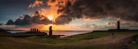 POLYNESIA – RAPA NUI – LAST TOURIST STANDING