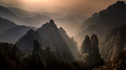 CHINA-YELLOW-MOUNTAINS-SANCTUARY